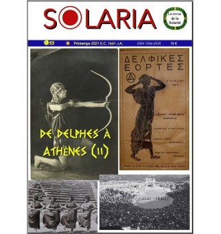 Solaria no53 - De Delphes à...