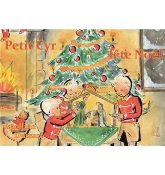 Petit Cyr fête Noël -...