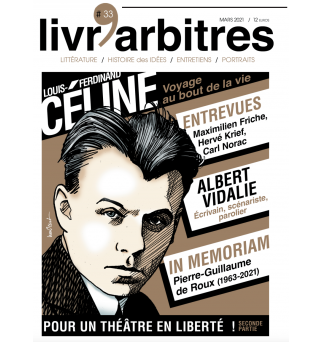 Livr'arbitres no33 - Céline...