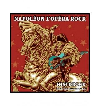 Napoléon l'opéra rock -...