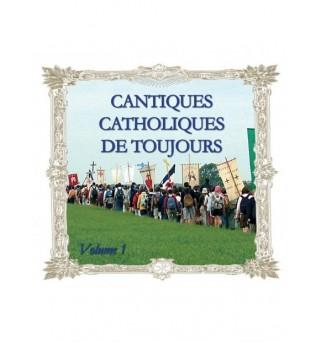 Cantiques catholiques de...