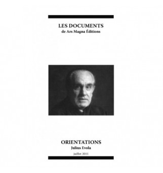 Orientations - Julius Evola
