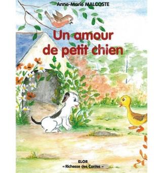 Un amour de petit chien,...
