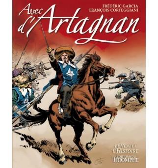 Avec d'Artagnan - Frédéric...