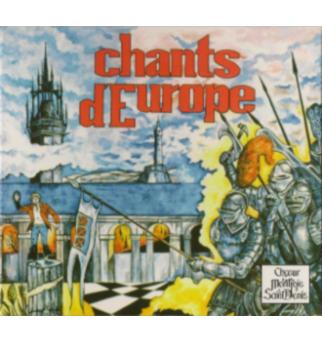 Chants d'Europe I - Chœur...