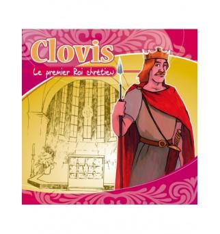 Clovis - le premier roi...