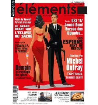 Eléments N191 - Les espions...
