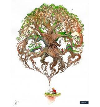 Forêt primordiale - Arnaud...