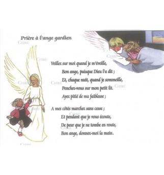 Prière à l'ange gardien -...
