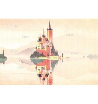 Le château du lac - Pierre...