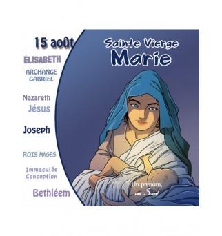 Sainte Vierge Marie - Marc...